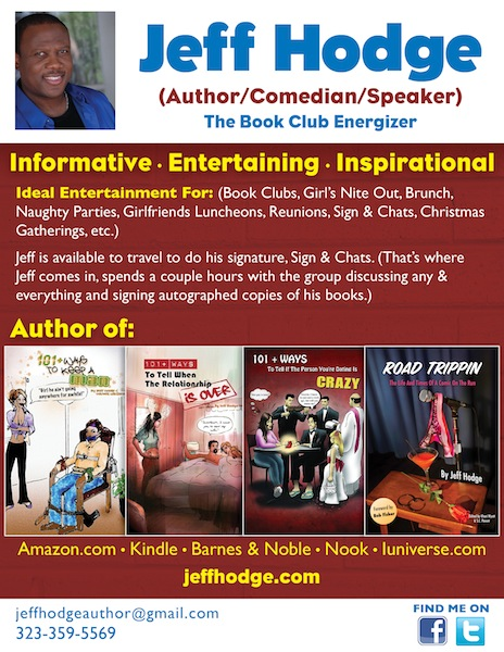 Author/Comedian/Speaker